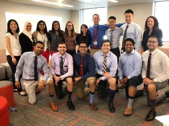 Highlights - Rutgers RWJ Internal Medicine Residency Program
