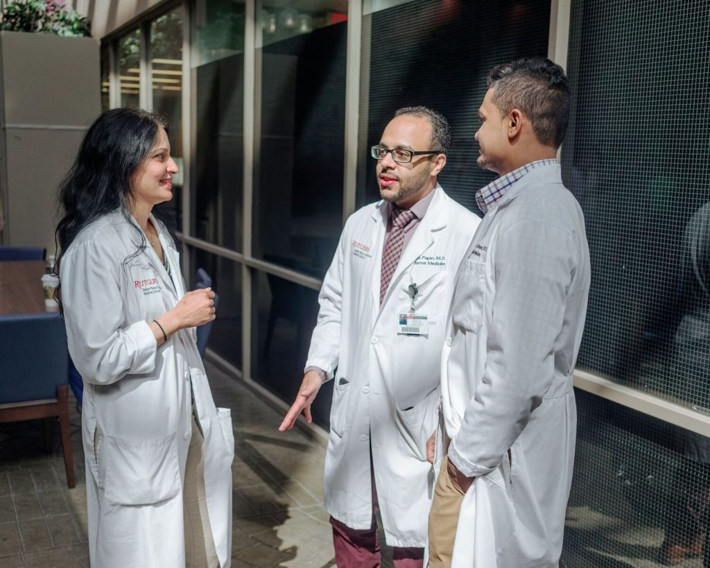 Curriculum - Rutgers RWJ Internal Medicine Residency Program