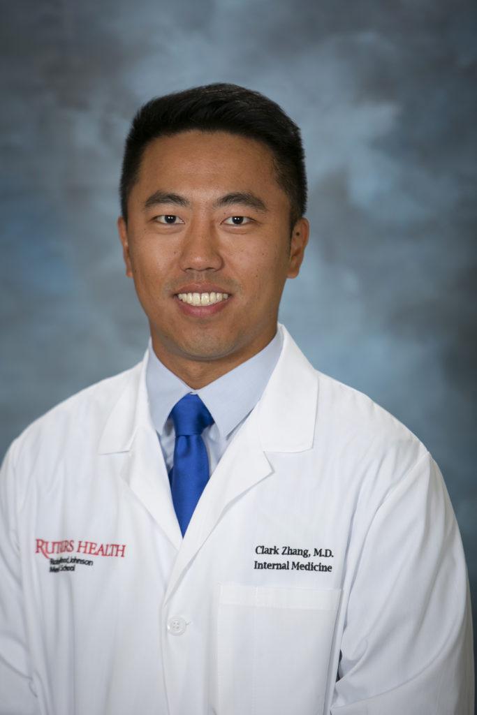Clark Zhang