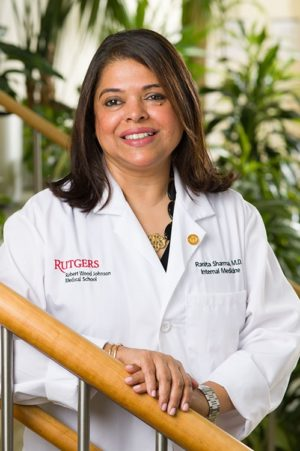Ranita Sharma, MD, MACP