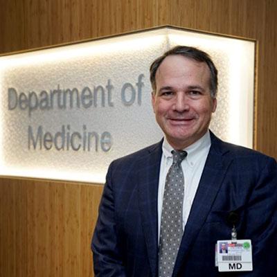 Fredric Wondisford, MD